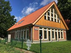 Ansicht Neubau©Heimatverein Holtorf
