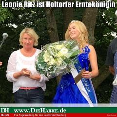 Erntekönigin©Heimatverein Holtorf