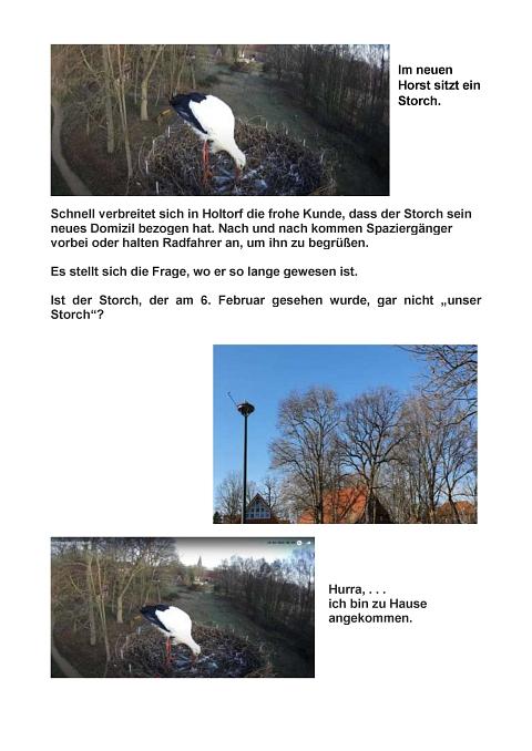 Seite 02 Storchentagebuch©Heimatverein Holtorf