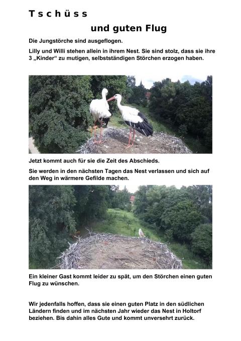 Tschüss©Heimatverein Holtorf
